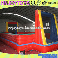 2013 Outdoor Inflatable Panna Soccer Arena