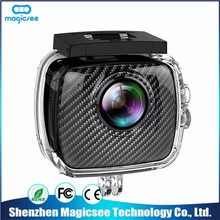 Best price 12mp panoramic cube 360 camera underwater 360 degree camera