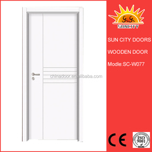 Heavy weight wooden doors and entrances SC-W077