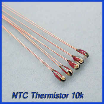 0.9mm glass probe NTC thermistor