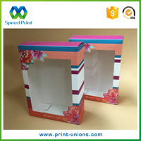 Cosmetic paper packaging boxes for Essential Oil