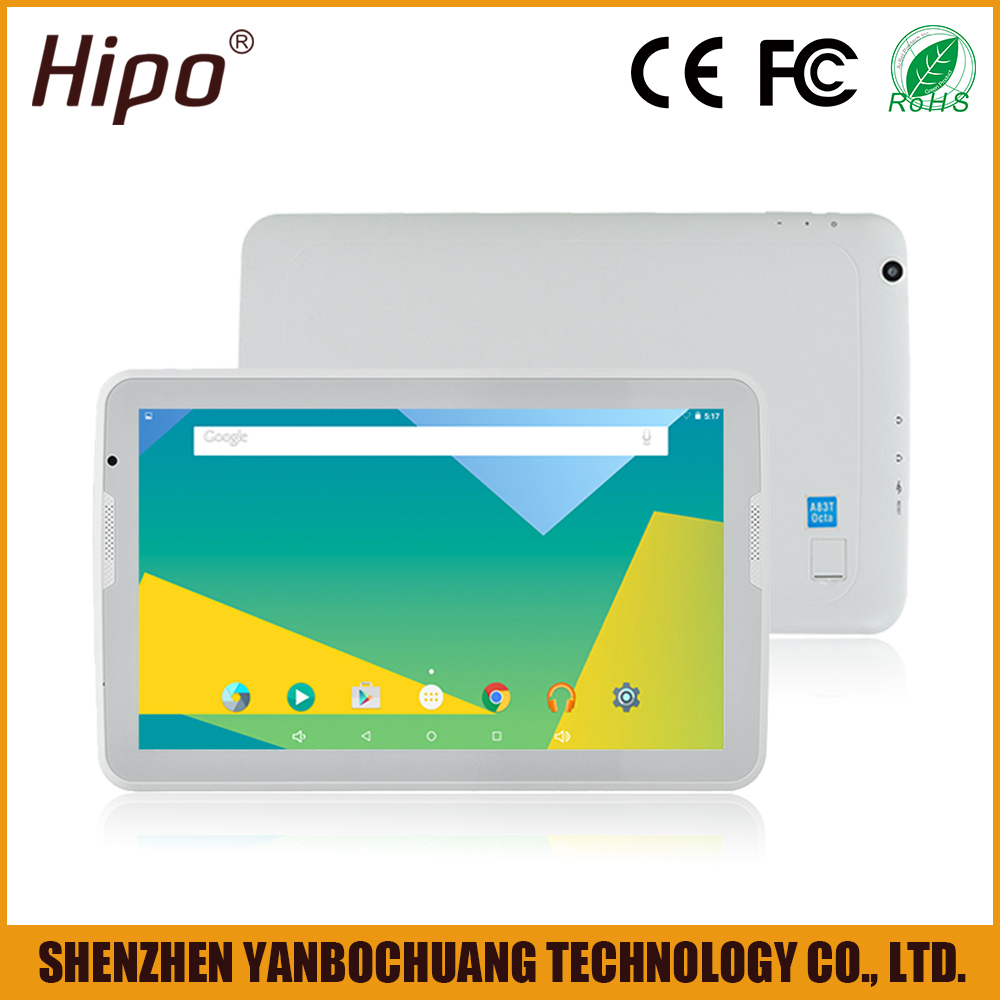 "New Product 10.6"" IPS Screen High Resolution 1366*768 Allwinner A83T Octa Core 10.6 Inch Android 5.1 Tablet PC"
