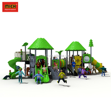 Customized Design Residential Area Used Commercial Playground Equipment Sale