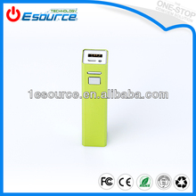 High quality grade 3000mah harga power bank /foc power bank