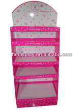 pink poppy pop display stand