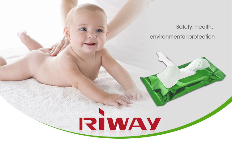 Eco friendly angel baby wet wipes, single pack baby wipes