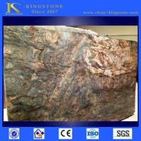 Hot sale high quality azul fusion blue granite for Floor and Wall