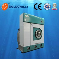 Washing laundry used commercial low price mini dry cleaning machine for sale