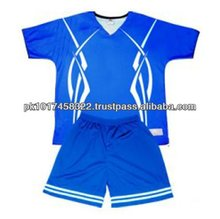 New Best Quality Fashion Style 100% Polyester Men Soccer Uniform