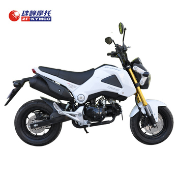 Chinese made fashion motorcycle for sale (ZF125-A)