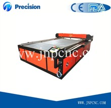 CNC CO2 Acrylic / Plastic film / Maple plywood / nameplate / fabric laser cutting machine 1325 price