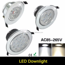 Guangzhou Ul Listed Down Light Fitting 12V Fire-Rated LED Downlight