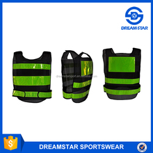 Promotional Logo Printed High Visibility Safety Conspicuity Vest