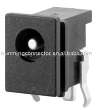 Horizontal DIP PDA Jack EIAJ DC Jack DC Connector KM02006 Female Socket DC Power Female Jack Connector