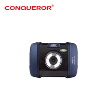 Conqueror G-2288 dual camera car dash cam dvr full hd 1080p car camera