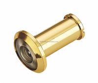 Angle 200 zinc alloy or brass door handware eye door viewer peephole