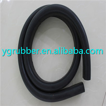 Low/high hardness silicone foam tubing