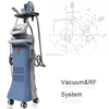 Multi-functional body shaping face lift beauty machine with IR