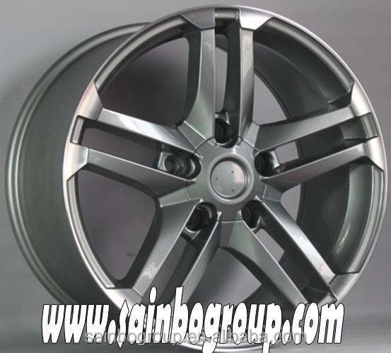 High quality alloy wheel for car F4042