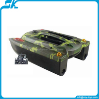 ST Model 2013 Newest JABO-3CG 2.4g 6ch 6 channal Remote Control Bait Boat Fish Finder RTR RC boat Free Shipping hot selling