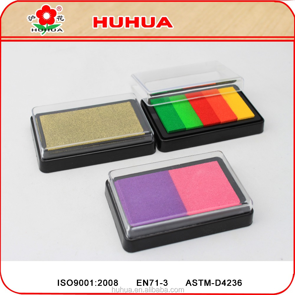 toy stamp pad non-toxic ink pad for kids