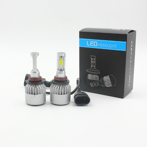 LED Headlight 72W 8000LM H1 H3 H4 H7 H8 H9 H11 9005 9006 9004 9007 H13 Car LED Headlight Bulb conversion kit for car truck bulb