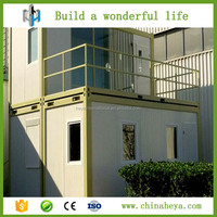 Portable prefabricated house container made in China