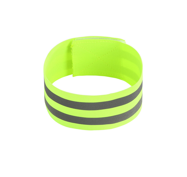 hotselling Fluorescent Reflective Arm Strap Bands/elastic band for hands