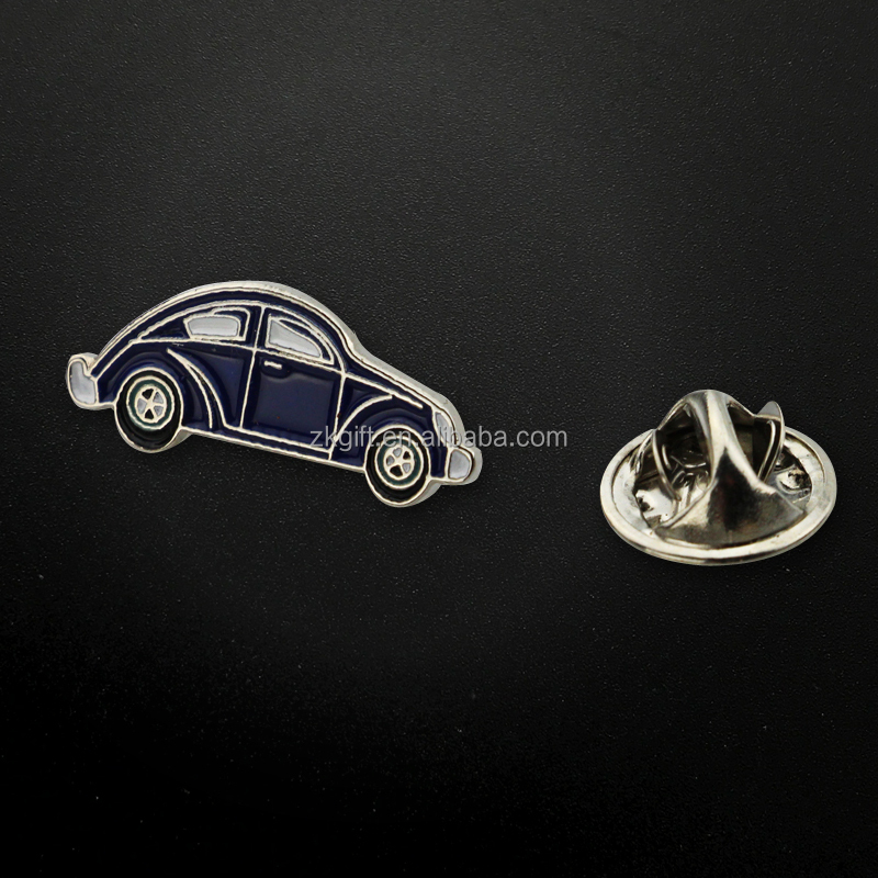 Custom metal car logo button badge