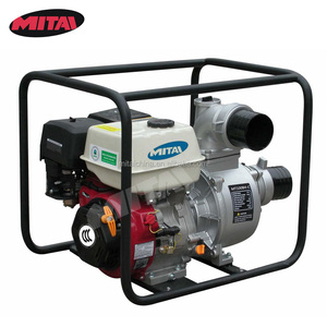 China Best Petrol Water Pump with Electric water pump motor price