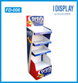 large electronic rack stand e paper display