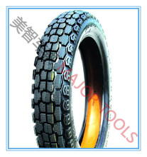 110/90-16 Pneumatic Rubber Motorcycle and Tricycle Tyre with Tube