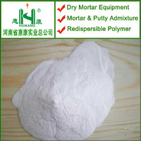 High compressive strength redispersible polymer powder for joint fillers