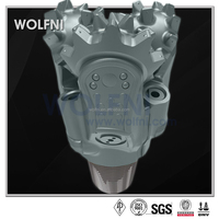 Wolfni steel tooth tricone bits, water well drilling tool