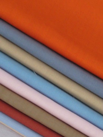 Factory Price Poly cotton TC Fabric/White Twill /65/35