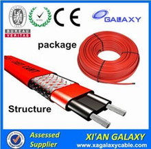 The Lowest Price ZWK Systems Ice Melting Smart Self Regulating Electric Heating Tracing Cable