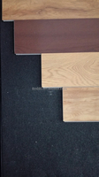Soundproof insulation laminate flooring underlayment of rubber materials