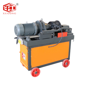 bolt rebar tapered screw threading rolling machine