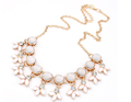Pure and fresh and sweet wind opal joker necklace fashion necklace