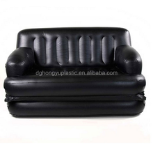 Plush 5 in 1 sofa bed/inflatable sofa