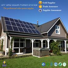 Multifunctional 5kw solar power system for telecom tower