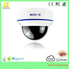 well liked remote view via Android or iphone 64G TF card 5Megapixel fisheye IP security customized Cameras