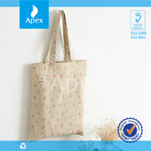 2014 Promotional custom canvas tote bags