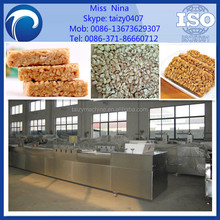 Peanut Brittle Molding And Cutting Machine|Sesame Candy Forming And Cutting Machine on sale(Skype:taizy0407)