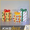 2015 3D custom light led gift box decoration wholesale made in China