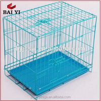 (2016 Best selling,Top Promotion)metal wire dog cage/iron dog cage