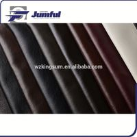 eco-friendly pu leather for sofa