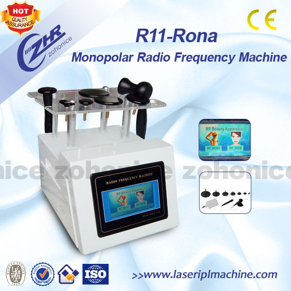 R11 Rona Monopolar RF device face lift machine for forehead wrinkle removal