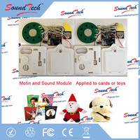 Sound module with motion sensor, motion sensor music module, pir motion sensor module