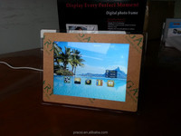 large 12 inch size led digital frame supporting SD , MMC ,MS ETC memory card and MP3,WMA etc format music